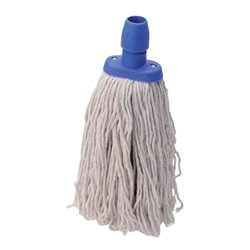 Mop King Spaanse mop katoen 250gr wit