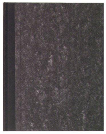 Register breedkwarto 400blz gelinieerd grijs gewlokt