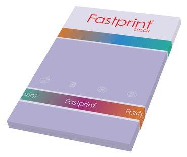 Kopieerpapier Fastprint A4 80gr lila 100vel