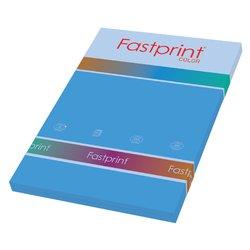 Kopieerpapier Fastprint A4 80gr diepblauw 100vel