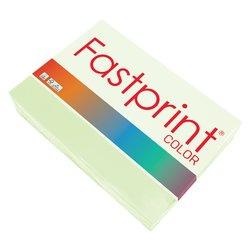 Kopieerpapier Fastprint A4 80gr lichtgroen 500vel