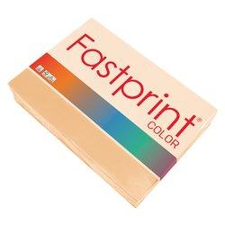 Kopieerpapier Fastprint A4 80gr zalm 500vel