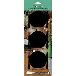 Krijtbord Securit bord 10x12cm houten voet