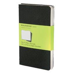 Schrift Moleskine 90x140mm 120blz blanco pocket zwart