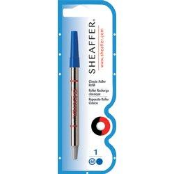 Rollerpenvulling Sheaffer Classic blauw medium