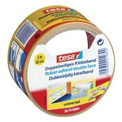 Dubbelzijdige plakband Tesa tapijt 50mmx5m