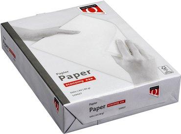 Kopieerpapier Quantore Economy A4 Wit