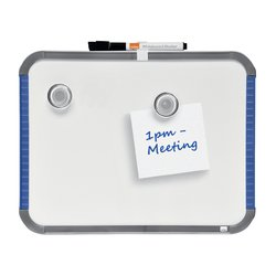 Whiteboard Nobo Slim Line 22x28cm wit