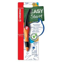 Rollerpen STABILO Easyoriginal rechtshandig oranje/antraciet blister