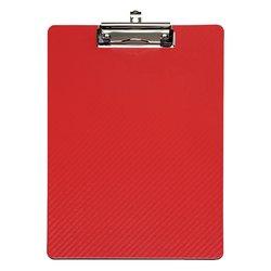 Klembord MAUL Flexx A4 staand rood