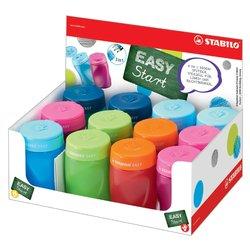 Puntenslijper STABILO Easy 4500 display à 12 kleuren