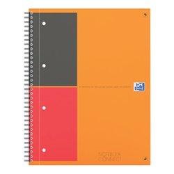 Notitieboek Oxford notebook Connect B5 lijn
