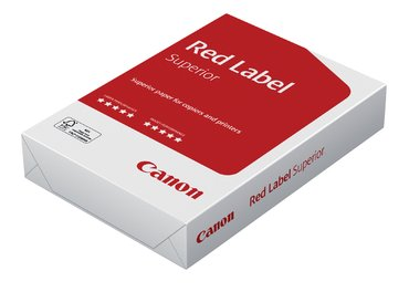Kopieerpapier Canon Red Label Superior A4 80gr wit 500vel