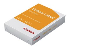 Kopieerpapier Canon Yellow Label A3 80gr wit 500vel