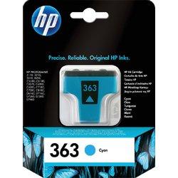 Inktcartridge HP C8771EE 363 blauw