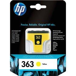 Inktcartridge HP C8773EE 363 geel