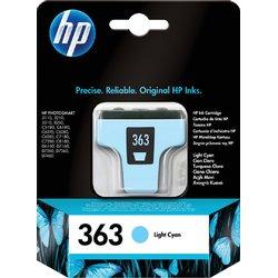 Inktcartridge HP C8774EE 363 lichtblauw