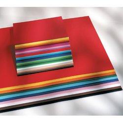 Fotokarton Folia 2zijdig A4 300gr pak à 50vel assorti