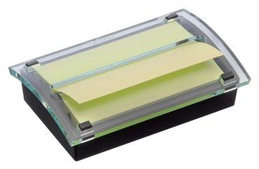Memoblokdispenser 3M Post-it Z-Notes C2015 76x127mm zw/trans