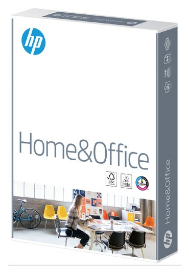 Kopieerpapier HP Home & Office A4 80gr wit 500vel