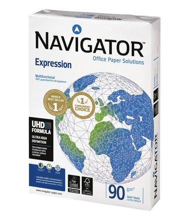 Kopieerpapier Navigator Expression A3 90gr wit 500vel