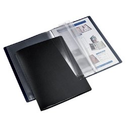 Showmap HF2 flexibel A4 60-tassen zwart