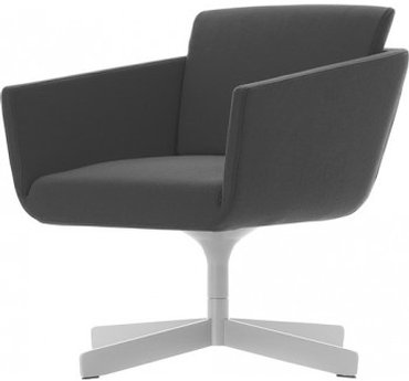 Positiva - lage rug fauteuil