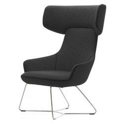 Hendrix - hoge rug fauteuil