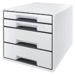 Ladenbox Leitz 4 laden wit