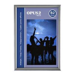 Kliklijst OPUS 2 B2 50cmx70cm 25mm