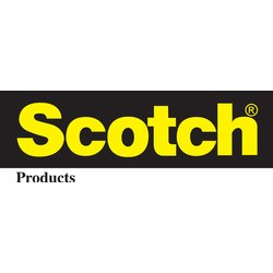 Plakband scotch 600 19mmx25m crystal clear + Handafroller