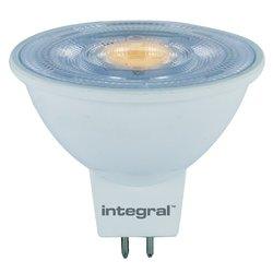 Ledlamp Integral GU5.3 4,6W 2700K warm licht 380lumen