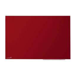 GLASSBOARD LEGA ROOD 40 X 60 CM