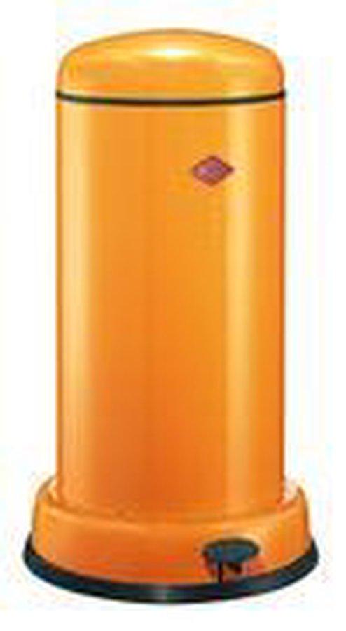Wesco Kickmaster Classic Oranje.Afvalbak Pedaalemmer Baseboy 20 Ltr Wesco Oranje 19131220 Bij