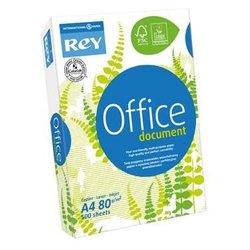 Kopieerpapier rey office fsc a4 80 gram wit á 500 vel