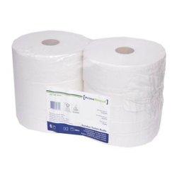Toiletpapier jumbo 2 laags 91x370mm 380m primesource 6/pak