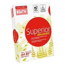Kopieerpapier FSC Rey Superior A4 80 gram superwit