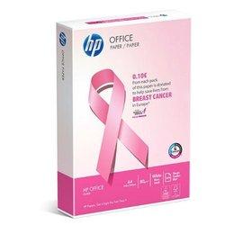 Hp office pink ream actie a4 80gr pallet/240pak