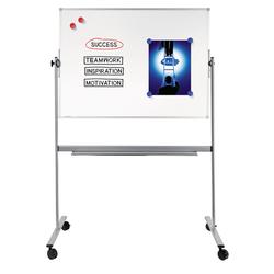 Legamaster Economy kantelbaar whiteboard 90x120