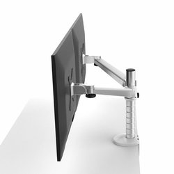 Monitorarm OPUS 2 Style Plus Dual 23