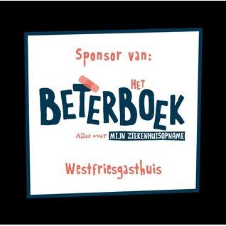 Rosenboom sponsor van 'Het Beterboek' Westfriesgasthuis