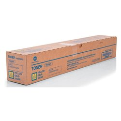 Tonercartridge Konica Minolta A8DA250 TN-324Y geel