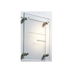 Indoorglas Cristallo A3 formaat 420x297 x 28 mm