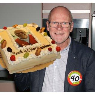 Ruud Schouten 40 jaar bij Rosenboom!