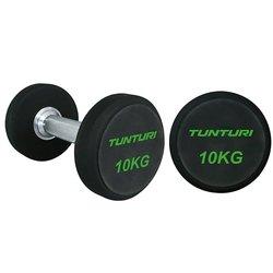 Tunturi Pro Dumbbell Set - 2 t/m 12 kg - 10 paar