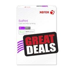 Kopieerpapier Xerox Ecoprint ECG 75grs Wit