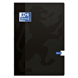 Schrift Oxford school A4 72blz ruit 10mm zwart