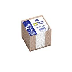 Memokubus Oxford Spot Notes 90x90mm transparant 800vel