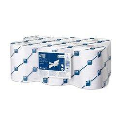 Handdoekrol voor electronische dispenser H12 wit 2 laags 195mmx143m Tork
