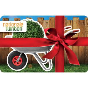 Nationale tuinbon cadeaukaart